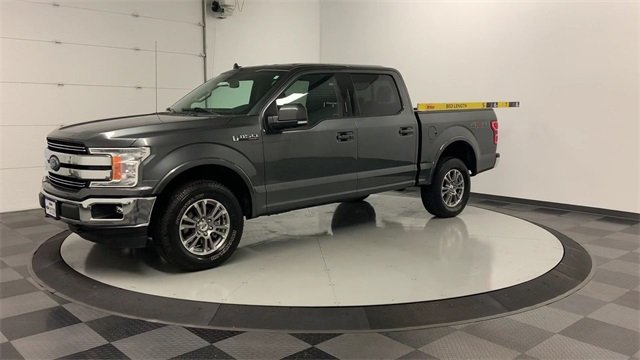 2019 F-150 SuperCrew Cab 4x4, Pickup #W2583 - photo 5