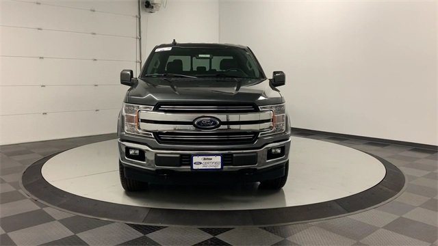 2019 F-150 SuperCrew Cab 4x4, Pickup #W2583 - photo 38