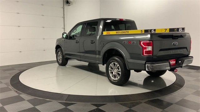 2019 F-150 SuperCrew Cab 4x4, Pickup #W2583 - photo 3