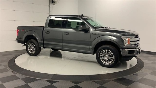 2019 F-150 SuperCrew Cab 4x4, Pickup #W2583 - photo 41