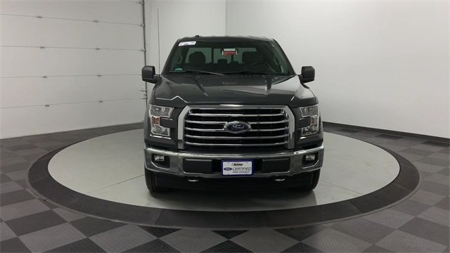 2017 F-150 SuperCrew Cab 4x4, Pickup #W2589 - photo 33