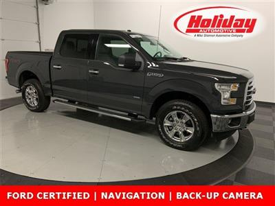 2017 F-150 SuperCrew Cab 4x4, Pickup #W2589 - photo 1