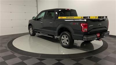 2017 F-150 SuperCrew Cab 4x4, Pickup #W2589 - photo 35