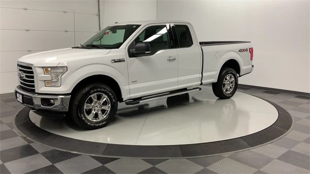 2016 F-150 Super Cab 4x4,  Pickup #W2592 - photo 3