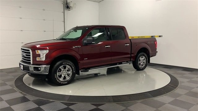 2016 F-150 SuperCrew Cab 4x4, Pickup #W2594 - photo 4