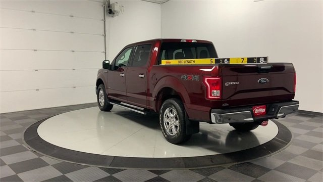 2016 F-150 SuperCrew Cab 4x4, Pickup #W2594 - photo 35