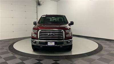 2016 F-150 SuperCrew Cab 4x4, Pickup #W2594 - photo 33
