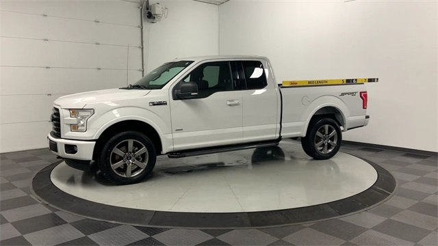 2017 F-150 Super Cab 4x4, Pickup #W2596 - photo 4