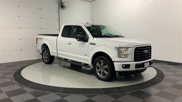 2017 F-150 Super Cab 4x4, Pickup #W2596 - photo 35