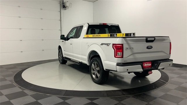 2017 F-150 Super Cab 4x4, Pickup #W2596 - photo 38