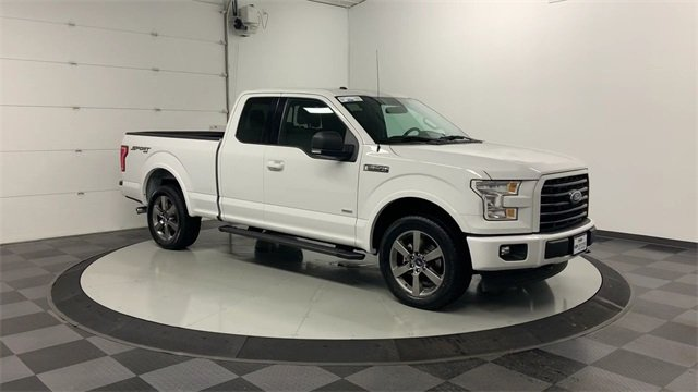 2017 F-150 Super Cab 4x4, Pickup #W2596 - photo 40