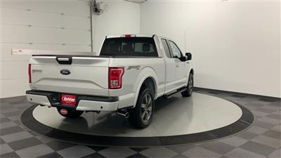 2017 F-150 Super Cab 4x4, Pickup #W2596 - photo 2