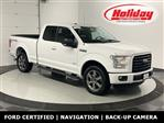 2017 F-150 Super Cab 4x4, Pickup #W2596 - photo 1