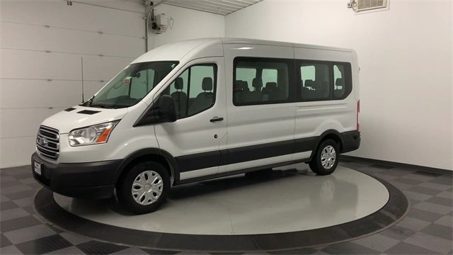 2019 Transit 350 Med Roof 4x2, Passenger Wagon #W2684 - photo 5