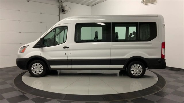 2019 Transit 350 Med Roof 4x2, Passenger Wagon #W2684 - photo 26