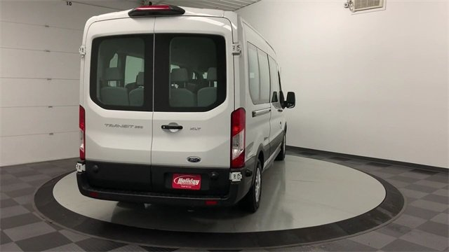 2019 Transit 350 Med Roof 4x2, Passenger Wagon #W2684 - photo 3
