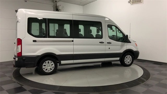 2019 Transit 350 Med Roof 4x2, Passenger Wagon #W2684 - photo 2