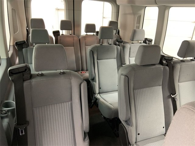 2019 Transit 350 Med Roof 4x2, Passenger Wagon #W2684 - photo 11