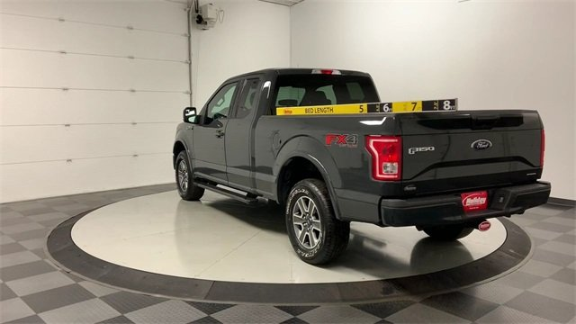 2016 F-150 Super Cab 4x4, Pickup #W2704 - photo 35
