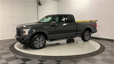 2016 F-150 Super Cab 4x4, Pickup #W2704 - photo 3