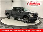 2016 F-150 Super Cab 4x4, Pickup #W2704 - photo 1