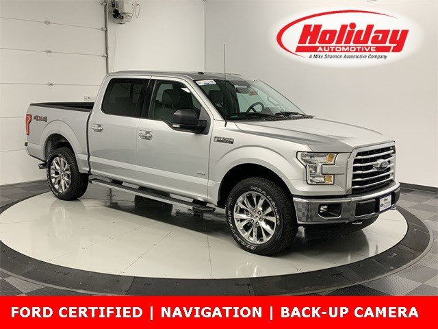 2017 F-150 SuperCrew Cab 4x4, Pickup #W2771 - photo 1