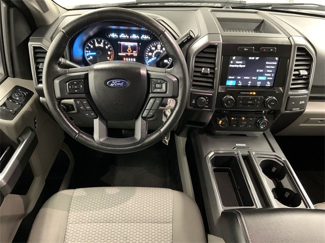 2017 F-150 SuperCrew Cab 4x4, Pickup #W2771 - photo 20