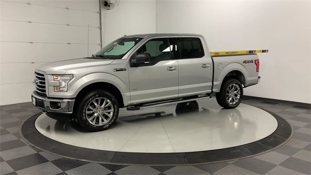 2017 F-150 SuperCrew Cab 4x4, Pickup #W2771 - photo 3