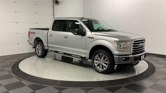2017 F-150 SuperCrew Cab 4x4, Pickup #W2771 - photo 33