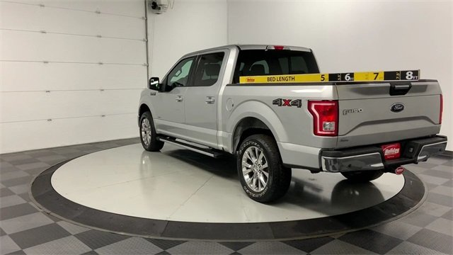 2017 F-150 SuperCrew Cab 4x4, Pickup #W2771 - photo 36
