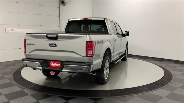 2017 F-150 SuperCrew Cab 4x4, Pickup #W2771 - photo 2