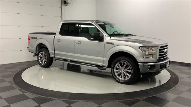 2017 F-150 SuperCrew Cab 4x4, Pickup #W2771 - photo 38