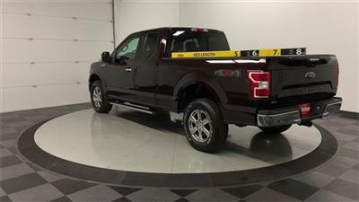 2018 F-150 Super Cab 4x4, Pickup #W2818 - photo 3