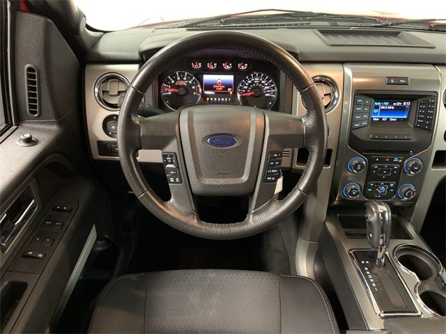 2013 F-150 Super Cab 4x4, Pickup #W2818A - photo 17