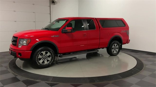 2013 F-150 Super Cab 4x4, Pickup #W2818A - photo 3