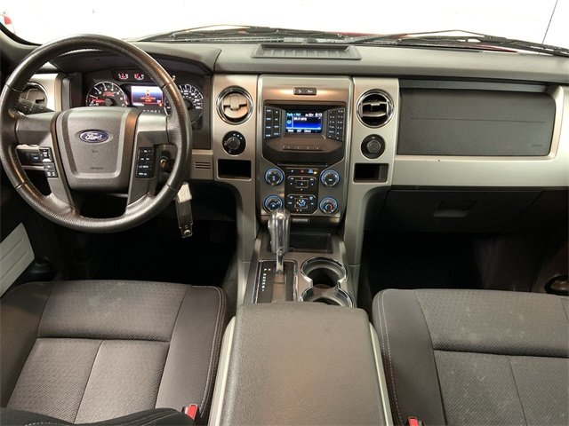 2013 F-150 Super Cab 4x4, Pickup #W2818A - photo 4