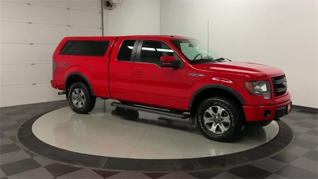 2013 F-150 Super Cab 4x4, Pickup #W2818A - photo 31