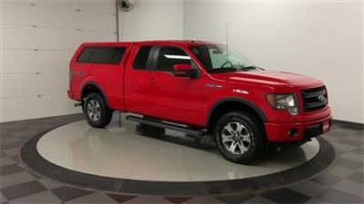 2013 F-150 Super Cab 4x4, Pickup #W2818A - photo 26