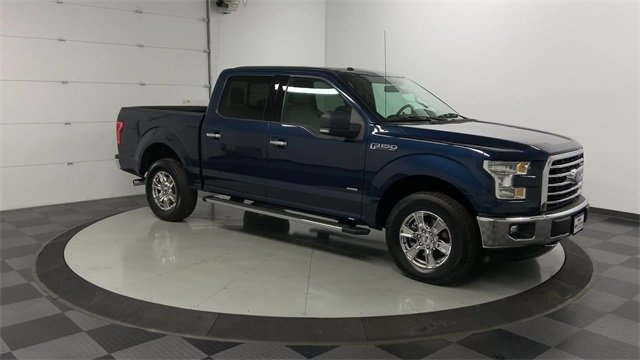 2016 F-150 SuperCrew Cab 4x4, Pickup #W2832 - photo 33