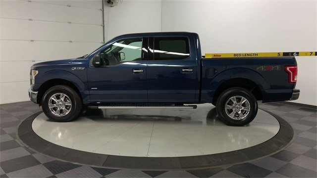 2016 F-150 SuperCrew Cab 4x4, Pickup #W2832 - photo 35