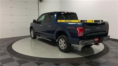 2016 F-150 SuperCrew Cab 4x4, Pickup #W2832 - photo 3