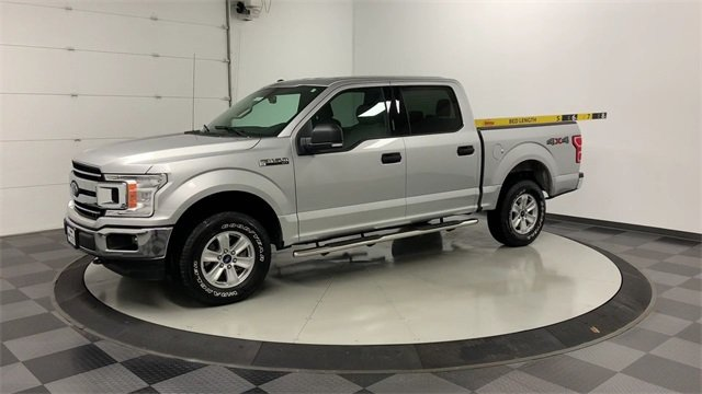 2018 F-150 SuperCrew Cab 4x4, Pickup #W2833 - photo 4