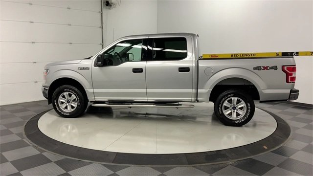 2018 F-150 SuperCrew Cab 4x4, Pickup #W2833 - photo 34