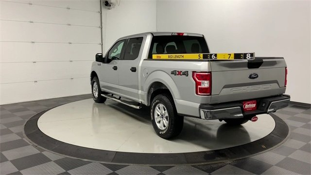 2018 F-150 SuperCrew Cab 4x4, Pickup #W2833 - photo 3