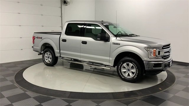 2018 F-150 SuperCrew Cab 4x4, Pickup #W2833 - photo 36