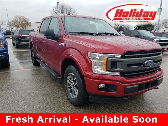 2018 F-150 SuperCrew Cab 4x4, Pickup #W2834 - photo 1