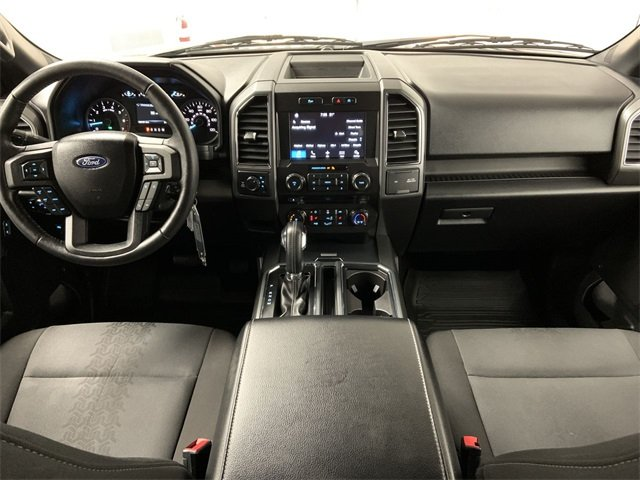 2018 F-150 SuperCrew Cab 4x4, Pickup #W2834 - photo 4