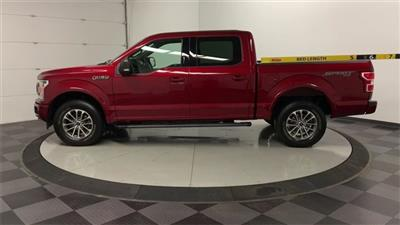 2018 F-150 SuperCrew Cab 4x4, Pickup #W2834 - photo 31