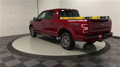 2018 F-150 SuperCrew Cab 4x4, Pickup #W2834 - photo 32