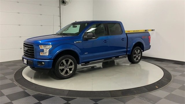 2016 F-150 SuperCrew Cab 4x4, Pickup #W2835 - photo 3